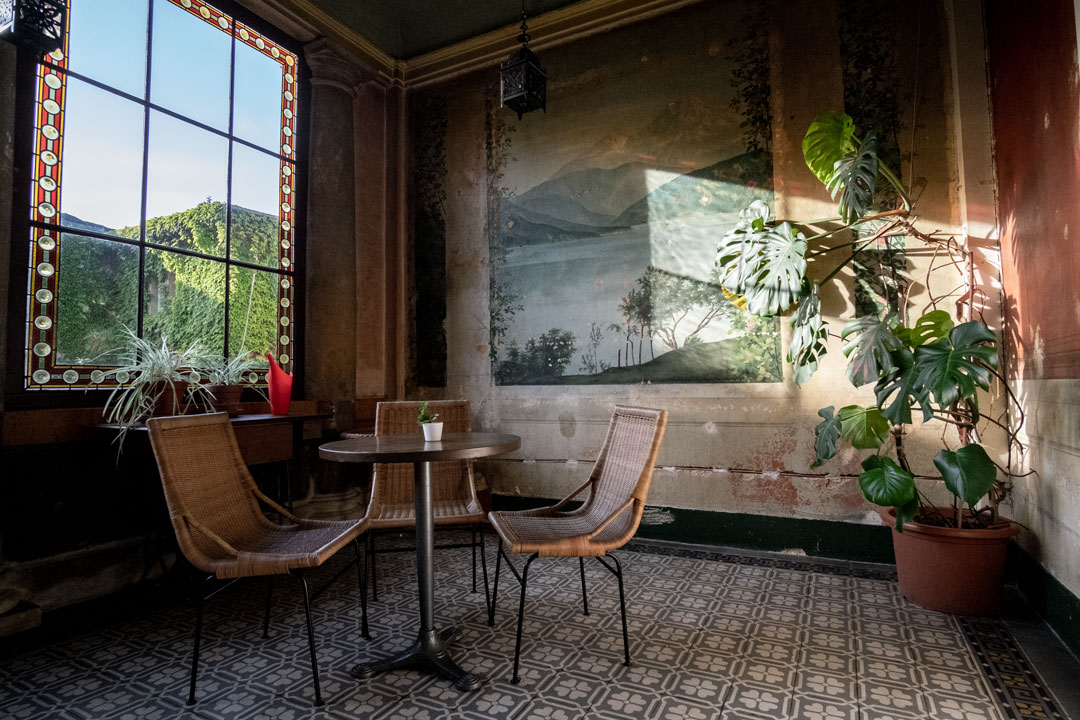 Kavárna Jolesch